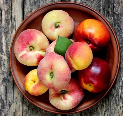 Porównanie odmian brzoskwini i nektarynek