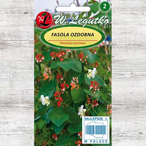 Fasola ozdobna mieszanka Legutko interface.image 1 interface.art 78551