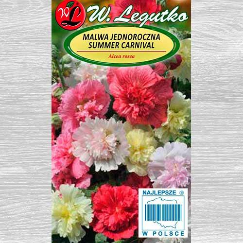 Malwa jednoroczna Summer Carnival, mieszanka Legutko interface.image 1 interface.art 69603