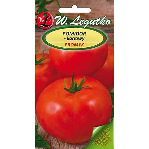 Pomidor gruntowy karłowy Promyk Legutko interface.image 1 interface.art 69519